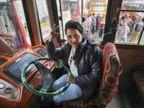 घरवालों ने विरोध किया, लोगों ने ताने मारे, पर हिम्मत नहीं हारी; जम्मू-कश्मीर की पहली महिला बस ड्राइवर की कहानी|DB ओरिजिनल,DB Original - Dainik Bhaskar