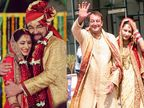 कबीर बेदी ने 28 साल छोटी परवीन दुसांज को चुना था हमसफर तो संजय दत्त ने 18 साल छोटी मान्यता से की थी शादी|बॉलीवुड,Bollywood - Dainik Bhaskar