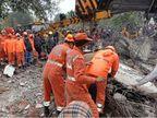 श्मशान में छत गिरने से 25 की मौत; जिसका अंतिम संस्कार था, उसके बेटे की भी मलबे में दबकर जान गई|मेरठ,Meerut - Dainik Bhaskar