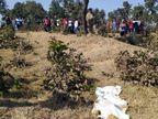 ओरमांझी में मिली लड़की की सिर कटी लाश, जंगल में फेंका गया था शव|झारखंड,Jharkhand - Dainik Bhaskar