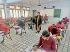 14 परीक्षा केंद्रों पर आठवीं के 1262 और दसवीं कक्षा के 1420 विद्यार्थियों ने वजीफे के लिए पेश की दावेदारी|फाजिल्का,Fazilka - Dainik Bhaskar