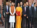 महामारी के बीच आने वाले बजट में सरकार लगा सकती है कोविड-19 सरचार्ज|बिजनेस,Business - Dainik Bhaskar