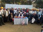 अकाली दल कोर कमेटी के सदस्य तरसेम भिंडर बड़ी संख्या अपने साथियों समेत 'AAP' में शामिल|चंडीगढ़,Chandigarh - Dainik Bhaskar