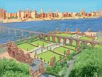कोटा बैराज के पास बनेगा नया पार्क, चम्बल माता की प्रतिमा भी लगेगी|कोटा,Kota - Dainik Bhaskar