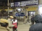 बीकानेर में मैनेजर को गोली मार ग्रामीण बैंक से 11 लाख रु. लूटे; दो युवक सीसीटीवी में कैद|बीकानेर,Bikaner - Dainik Bhaskar