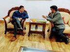 प्रदेश में हो राजस्व न्यायिक सेवा का गठन, अधिवक्ताओं का हो पीठासीन अधिकारी के रूप में चयन|जोधपुर,Jodhpur - Dainik Bhaskar