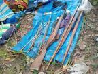 बीजापुर में सुरक्षाबलों से मुठभेड़ में जान बचाकर भागे नक्सली; कई घायल, सर्चिंग ऑपरेशन जारी|छत्तीसगढ़,Chhattisgarh - Dainik Bhaskar