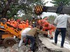 25 मौतों का जिम्मेदार अजय त्यागी गिरफ्तार, रासुका लगाने के निर्देश; नुकसान की भरपाई भी ठेकेदार और इंजीनियर से होगी मेरठ,Meerut - Dainik Bhaskar