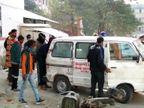 एकतरफा प्यार में युवक शादीशुदा महिला को अगवा करने पहुंचा; विरोध किया तो युवती के नाना की हत्या की|उदयपुर,Udaipur - Dainik Bhaskar
