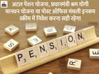 रिटायरमेंट के बाद करना चाहते हैं पेंशन का इंतजाम तो इन 3 योजनाओं में निवेश आपको दिलाएगा वित्तीय सुरक्षा|यूटिलिटी,Utility - Money Bhaskar