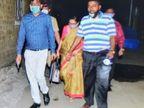 संजय राउत की पत्नी को फिर से समन भेज 11 जनवरी को पूछताछ के लिए बुलाया, सोमवार को ED ने साढ़े 3 घंटे की थी पूछताछ|महाराष्ट्र,Maharashtra - Dainik Bhaskar