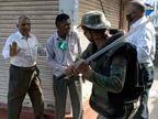 जमशेदपुर में दुकानदारों के बीच ग्राहक बुलाने को लेकर मारपीट, पुलिस ने किया बल प्रयोग|झारखंड,Jharkhand - Dainik Bhaskar