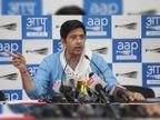 चड्ढा ने जनरल डायर से की खट्टर की तुलना, कहा - किसान आंदोलन को अहम की लड़ाई न बनाएं दिल्ली + एनसीआर,Delhi + NCR - Dainik Bhaskar