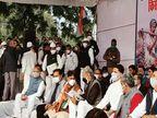 39 सदस्यों में गहलोत गुट रहा हावी, सचिन कैंप के नेताओं को भी मिला अहम जिम्मा, जातीय संतुलन भी साधा|जयपुर,Jaipur - Dainik Bhaskar
