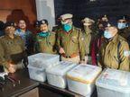 इंदौर में 100 करोड़ की ड्रग्स खपा चुका है गिरोह, अलग-अलग तरीके से लाता था नशा, बांट रखे थे इलाके इंदौर,Indore - Dainik Bhaskar