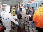अब तक 489903 लोगों के सैंपल लिए, 20068 पॉजिटिव, मृतकों का आंकड़ा 649 तक पहुंचा|पंजाब,Punjab - Dainik Bhaskar