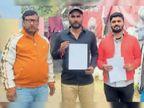 युवा जदयू के जिला महासचिव बने राहुल सुनील को जिला प्रवक्ता की मिली कमान|सुपौल,Supaul - Dainik Bhaskar