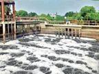 इंदौर में ट्रीटेड वाॅटर से होगी खेतों की सिंचाई, 30 गांवों के किसानों को फ्री में मिलेगा भरपूर पानी|इंदौर,Indore - Dainik Bhaskar