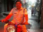 उज्जैन जहरीली शराब कांड के आरोपी बर्खास्त सिपाही की मौत, प्राथमिक जांच में हार्ट अटैक से मौत होना सामने आया|उज्जैन,Ujjain - Dainik Bhaskar