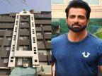 BMC का एक्टर पर आरोप- नोटिस को नजरअंदाज कर रिहायशी इमारत को होटल बनाया; पुलिस में शिकायत दर्ज|महाराष्ट्र,Maharashtra - Dainik Bhaskar