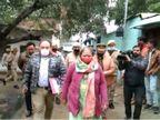 महिला आयोग की सदस्य ने कहा- महिला शाम को नहीं जाती, या बच्चे को लेकर जाती तो ऐसा नहीं होता लखनऊ,Lucknow - Dainik Bhaskar