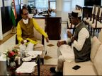पहले दिन 2 मंत्रियों से मिले CM, प्रदेश में शुरू होगी 'मरीज मित्र योजना', स्किल डेवलपमेंट के लिए भोपाल में बनेगा ग्लोबल पार्क|मध्य प्रदेश,Madhya Pradesh - Dainik Bhaskar