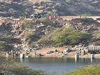 जोधपुर में अभ्यास के दौरान हेलिकॉप्टर से जलाशय में कूदे 4 कमांडो; 3 निकले, लापता कैप्टन की तलाश जारी|जोधपुर,Jodhpur - Dainik Bhaskar