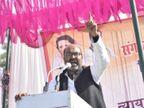 अजय कुमार लल्लू ने योगी पर कसा तंज, कहा- जाड़े से गायें मर रही हैं और CM गुड़ खिलाकर फोटो खिंचवा रहे|लखनऊ,Lucknow - Dainik Bhaskar