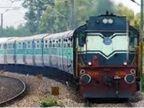 आंदोलन और धुंध के कारण दो ट्रेनें डायवर्ट, कई ट्रेनें अंबाला तक ही चलीं|पंजाब,Punjab - Dainik Bhaskar