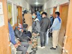 किशोरगंज चौक पर हंगामा मामले में 4 महिला समेत 34 को भेजा जेल, 55 को हिरासत में लेकर पूछताछ कर रही पुलिस|रांची,Ranchi - Dainik Bhaskar