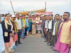 ओरमांझी में युवती की हत्या का खुलासा न होना सरकार की विफलता- भाजपा|रामगढ़ (रांची),Ramgarh (Ranchi) - Dainik Bhaskar