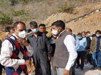 पर्यटन विभाग के प्रधान सचिव एवं बिहार पर्यटन विकास निगम के प्रबंध निदेशक ने किया तकनीकी ट्रायल|बिहार,Bihar - Dainik Bhaskar
