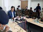 रायपुर शहर में पिछले एक साल में 75 लोगों की हत्या, बलात्कार के 246 केस सामने आए, SSP बोले- घट रहे अपराधिक मामले|रायपुर,Raipur - Dainik Bhaskar