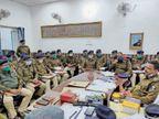 असरदार पुलिसिंग करें, पुलिस के क्राइम कंट्रोल नेटवर्किंग सिस्टम से अपराधियों पर कार्रवाई करने की जरूरत : एसएसपी|दरभंगा,Darbhanga - Dainik Bhaskar