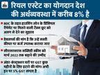 अफोर्डेबल हाउस का प्राइस कैप बढ़ने की उम्मीद, होम लोन को 80C से अलग करने का सुझाव बिजनेस,Business - Dainik Bhaskar