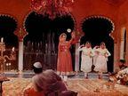 अमिताभ ने किया खुलासा- कमाल अमरोही ने पाकीजा में मीना कुमारी वाले डांस सीक्वेंस के लिए फव्वारों में असली गुलाब जल डाला था|बॉलीवुड,Bollywood - Dainik Bhaskar