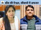 बांदीकुई की पिंकी मीणा को 10 लाख मांगते और दौसा के पुष्कर मित्तल को 5 लाख की रिश्वत लेते पकड़ा, ACB ने आमने-सामने बैठाकर पूछताछ की|राजस्थान,Rajasthan - Dainik Bhaskar