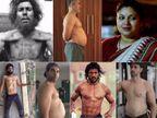 'दंगल' के आमिर खान से लेकर 'सरबजीत' के रणदीप हुड्डा तक, सेलेब्स जिन्होंने फिल्मों के लिए किया बेहतरीन बॉडी ट्रांसफॉर्मेशन|बॉलीवुड,Bollywood - Dainik Bhaskar