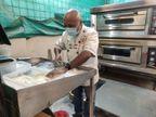 केन्या में बर्तन धोए, दुकान भी खोली जिसे उपद्रवियों ने जला दिया; अब वडोदरा में इटालियन पिज्जा बेचकर हर महीने कमा रहे 40 हजार DB ओरिजिनल,DB Original - Dainik Bhaskar