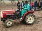 19 वर्षीय पिंकी बनी देश की सबसे युवा ट्रैक्टर ड्राइवर, अन्य लड़कियों को दे रही आगे बढ़ने की प्रेरणा|लाइफस्टाइल,Lifestyle - Dainik Bhaskar