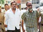 सुरेंद्र कोली 12वें मामले में दोषी करार; अदालत ने सुनाई फांसी की सजा, सुरेंद्र कोली बोला- मेरे नसीब में फांसी ही है|मेरठ,Meerut - Dainik Bhaskar