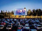 ओपन सिनेमा; अब गाड़ी में बैठकर देख सकेंगे फिल्म, शुरुआत 23 से|चंडीगढ़,Chandigarh - Dainik Bhaskar