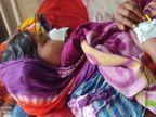 तलवार के हमले में घायल पत्नी ने पति, ससुर, सास के लिए मांगी फांसी की सजा, इंदौर में चल रहा है इलाज|उज्जैन,Ujjain - Dainik Bhaskar