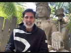 राम काज के लिए अक्षय कुमार ने चंदा देकर कहा- अब बारी हमारी है, सोशल मीडिया के जरिए देशवासियों से भी की अपील|बॉलीवुड,Bollywood - Dainik Bhaskar