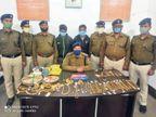 दिल्ली से चोरी 86 लाख के सोने के साथ 2 धराए|कोडरमा,Kodarma - Dainik Bhaskar