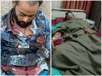 जिसकी गर्लफ्रेंड के साथ घूम रहा था युवक, उसी ने कर दी हत्या; विवाद में मारा चाकू, टूटकर पेट में फंसा|रायपुर,Raipur - Dainik Bhaskar