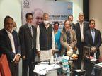 भूपेश बघेल ने पूर्वोत्तर के उद्योगपतियों से छत्तीसगढ़ में निवेश संभावनाओं पर चर्चा की|छत्तीसगढ़,Chhattisgarh - Dainik Bhaskar