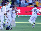 सीरीज जीत के बाद रहाणे बोले- इस जीत को शब्दों में पिरोना मुश्किल, पंत ने कहा- मेरी जिंदगी का सबसे बड़ा पल क्रिकेट,Cricket - Dainik Bhaskar