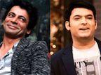 कपिल शर्मा से नाराजगी के सवाल पर सुनील ग्रोवर ने कहा- ऐसा हो ही नहीं सकता, क्योंकि वे बहुत मजाकिया इंसान हैं|टीवी,TV - Dainik Bhaskar