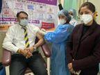 3 दिन में 900 की जगह सिर्फ 392 ने लगवाई कोविड वैक्सीन, 38 डोज हुई बर्बाद, अब प्राइवेट अस्पताल की शरण में सेहत विभाग जालंधर,Jalandhar - Dainik Bhaskar